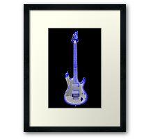 Guitar 3 Framed Print