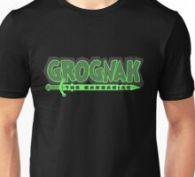 Grognak The Barbarian - Pip Boy Edition Unisex T-Shirt
