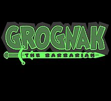 Grognak The Barbarian - Pip Boy Edition by HeySteve