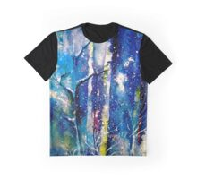 Winter....Grateful Graphic T-Shirt