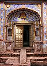Rajasthani Door by lamiel
