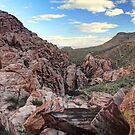 Red Rock Canyon 1 by Tracy Friesen