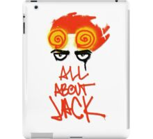 ALL ABOUT JACK iPad Case/Skin