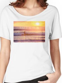 Sea & Sun Women's Relaxed Fit T-Shirt