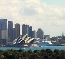 Sydney Panorama by SkatingGirl