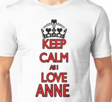 LOVE ANNE Unisex T-Shirt