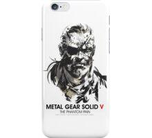 Metal Gear Solid V iPhone Case/Skin