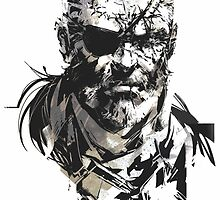 Metal Gear Solid V by ilovemubs