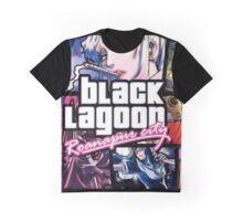 Black Lagoon Graphic T-Shirt