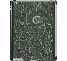 maths formula iPad Case/Skin
