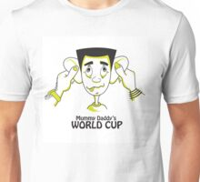 Mummy Daddy's World cup Unisex T-Shirt