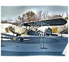 Aeronca L-3 WWII Plane Poster