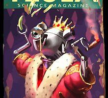 King Mr. Handy  by HeySteve