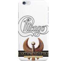 chicago earth wind fire Tour 2 iPhone Case/Skin