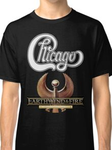 chicago earth wind fire Tour 2 Classic T-Shirt