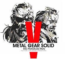 Metal Gear Solid V The Phantom Pain Photographic Print