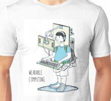 Wearable Computing Unisex T-Shirt