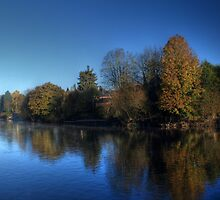 Impressions of Bewdley - Serenity by Rob Evans