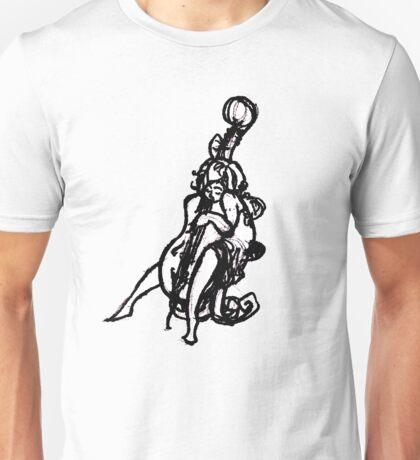Upright Bass Cello Unisex T-Shirt