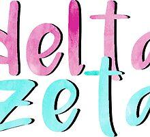Delta Zeta by sophhsophh
