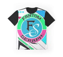 Fantom Seraph Promotional Merch Graphic T-Shirt