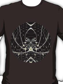 Golden Spiderweb T-Shirt