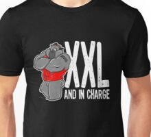 XXL AND IN CHARGE Unisex T-Shirt