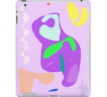 Pure Water Meditation Pencil Egg Paper iPad Case/Skin