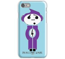 Pocket Pool League (Purple Ball) iPhone Case/Skin