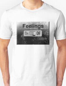 feelings Unisex T-Shirt