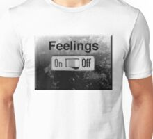 feelings Unisex T-Shirt