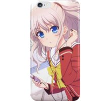Charlotte 07 iPhone Case/Skin