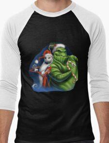 Jack claus Men's Baseball ¾ T-Shirt