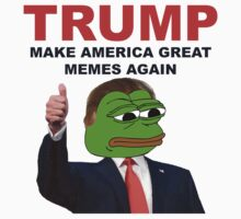 Donald Trump Pepe Frog by PennySoda