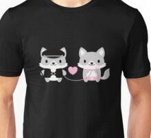 Kinky wolves! Unisex T-Shirt