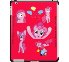 Party Time (Pinkie Pie Style) iPad Case/Skin