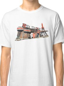Red Rocket Station Classic T-Shirt