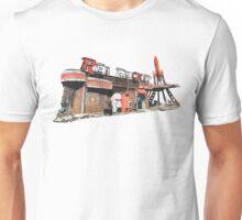 Red Rocket Station Unisex T-Shirt
