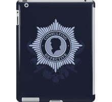 Deduction iPad Case/Skin