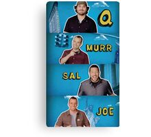 Impractical Jokers Canvas Print