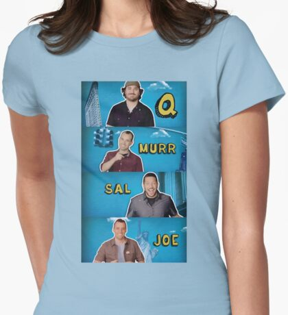 Impractical Jokers Womens Fitted T-Shirt