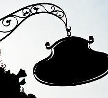 Freimarkt Silhouette  by A.David Holloway