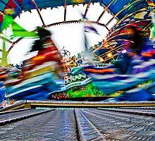 Freimark Bremen Ride by A.David Holloway