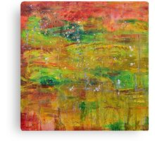 Seasonal Ecology Canvas Print