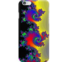 On The Fractal's Edge iPhone Case/Skin