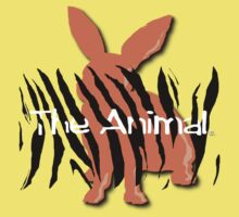 Rabbit - The Animal in YOU One Piece - Short Sleeve