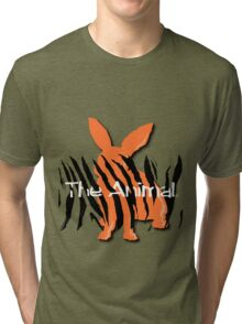 Rabbit - The Animal in YOU Tri-blend T-Shirt