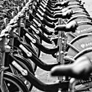 London Bicycles by Aaron Holloway
