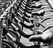London Bicycles by A.David Holloway