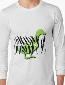 Duck - The Animal in YOU Long Sleeve T-Shirt